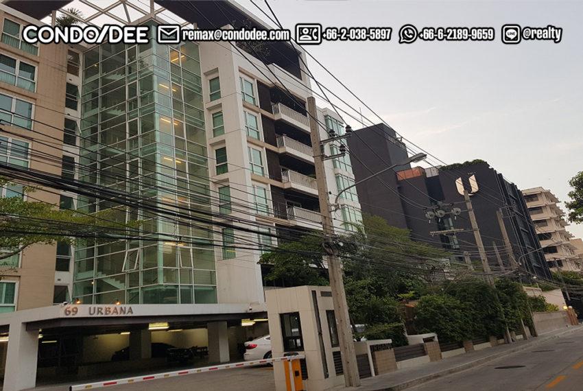 Urbana 15 - tower