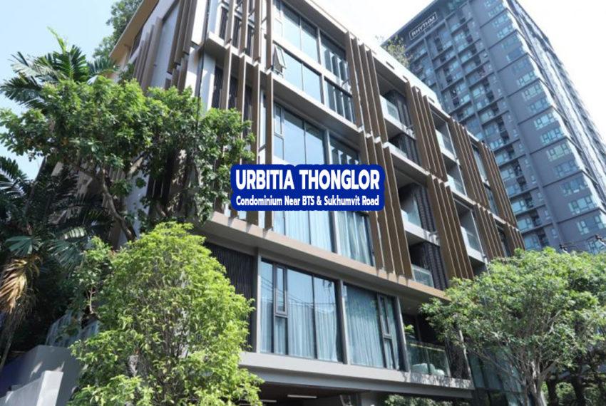 Urbitia Thonglor condo - REMAX CondoDee