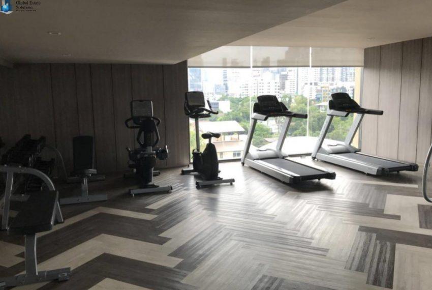 Urbitia Thonglor condo - fitness