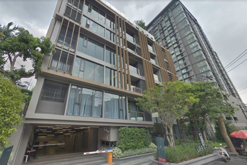 Urbitia Thonglor condo - street view