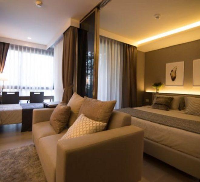 Condo for sale 100-m from BTS Thonglor - 1-bedroom - Urbitia