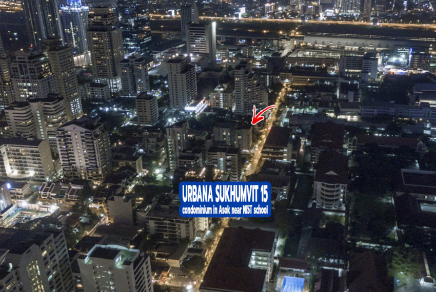 Urnaba Sukhumvit 15 condo 2 - REMAX CondoDee
