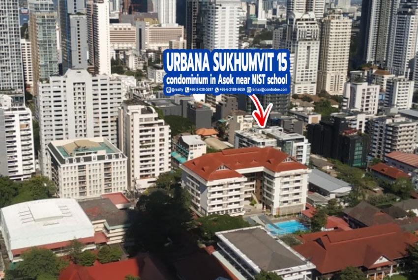 Urnaba Sukhumvit 15 condo - REMAX CondoDee