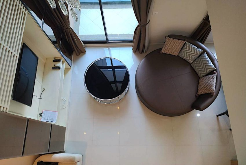 VIlla Asoke_Living Room4_Rent