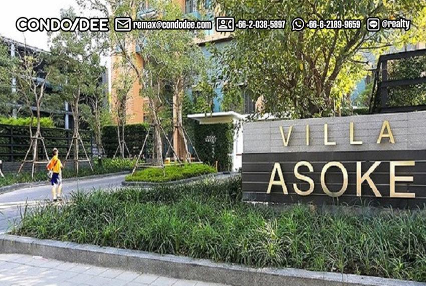 Villa Asoke 1 - REMAX CondoDee