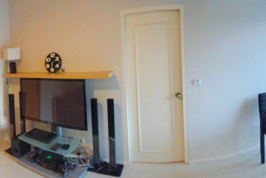 Villa Asoke 1 bedroom sale low floor - living
