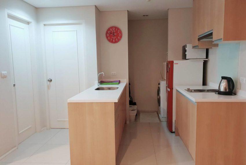 Villa Asoke 1b1b rent - 48sqm