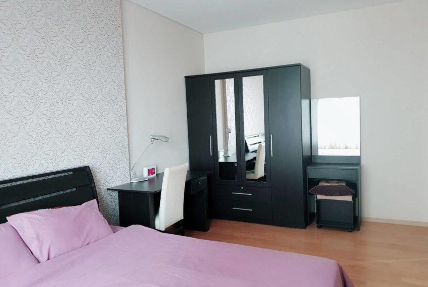Villa Asoke 1b1b rent - bedroom