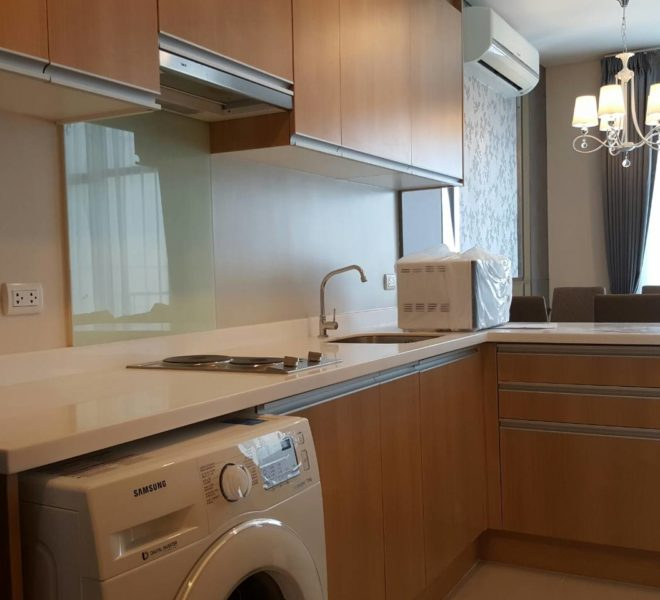 Villa-Asoke-1b2b-duplex-rent-mid-floor-kitchen