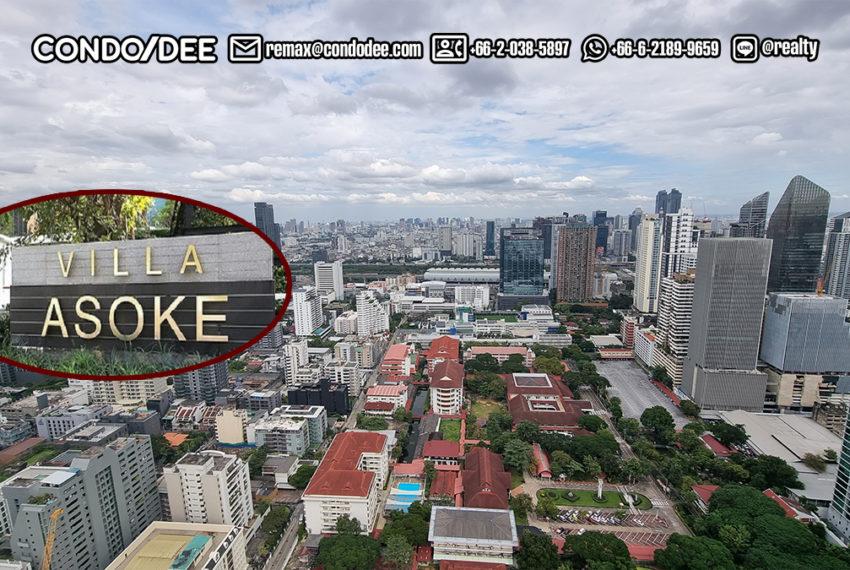 Villa Asoke 2 - REMAX CondoDee