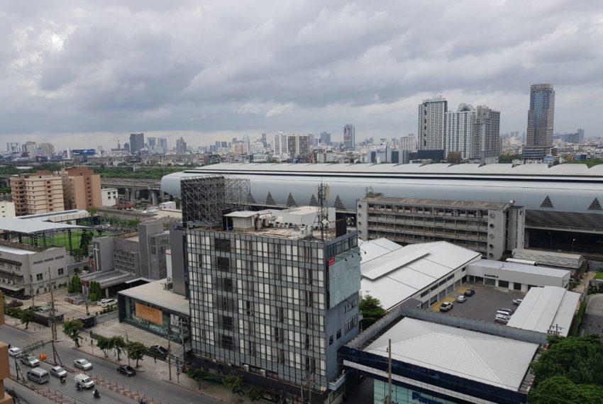 Villa-Asoke-2-bedroom-rental-mid-floor-city-view