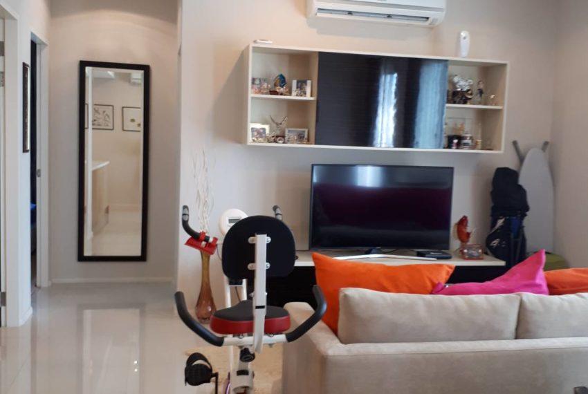 Villa Asoke 2-bedrooms for sale - living