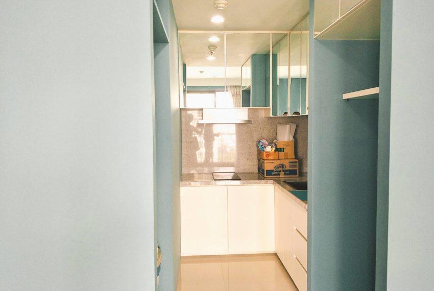 Villa Asoke 2bedroom sale - litchen