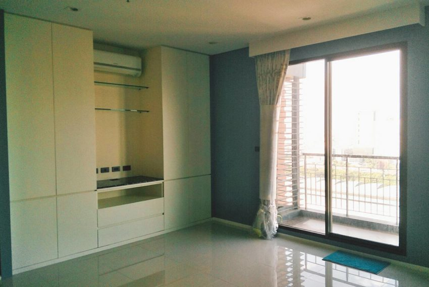 Villa Asoke 2bedroom sale - living room