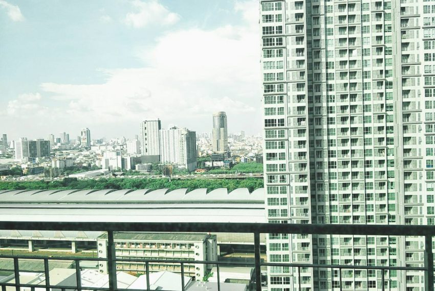 Villa Asoke 2bedroom sale - view