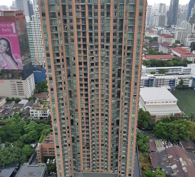 Villa Asoke Condominium project near MRT Phetchaburi