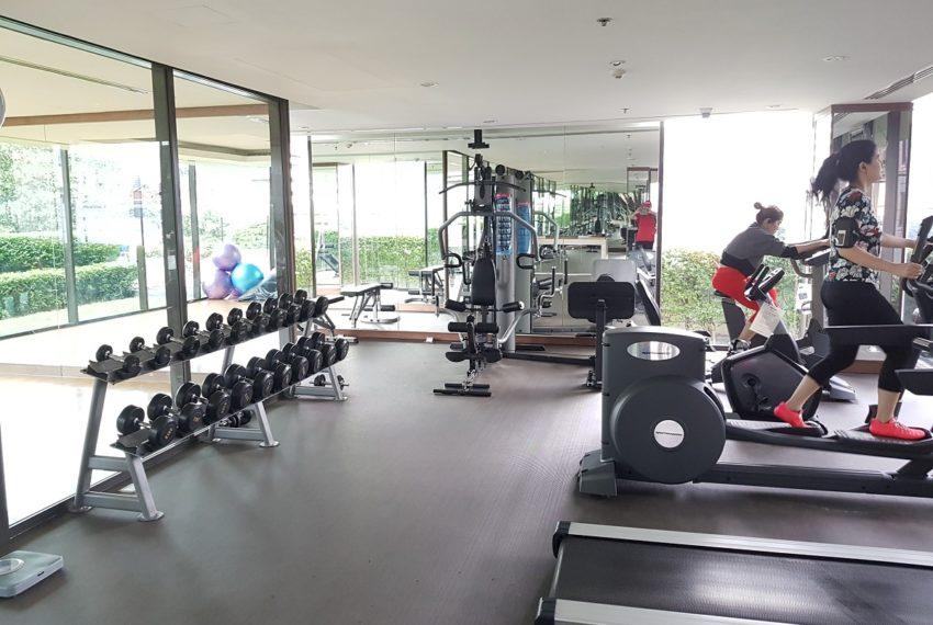 Villa Asoke Gym 01