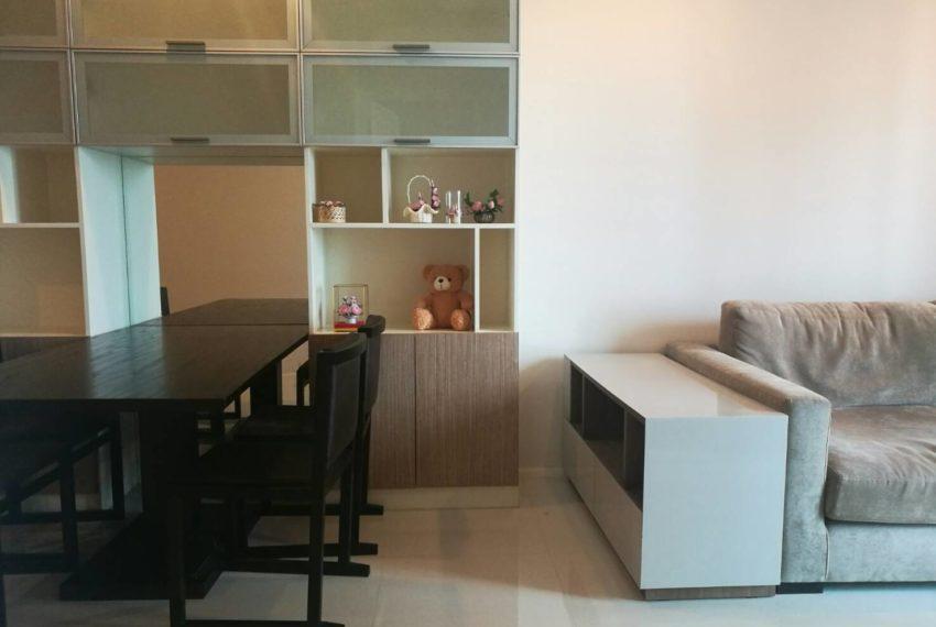 Villa-Asoke-Rent-1-bedroom-low-floor-fully-furnished