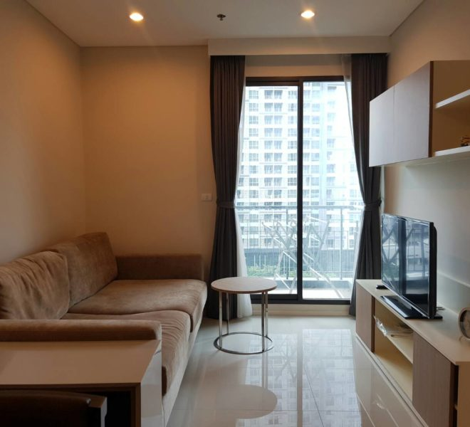 Condo For Rent Asoke Near Phetchaburi MRT and Airport Link in Villa Asoke