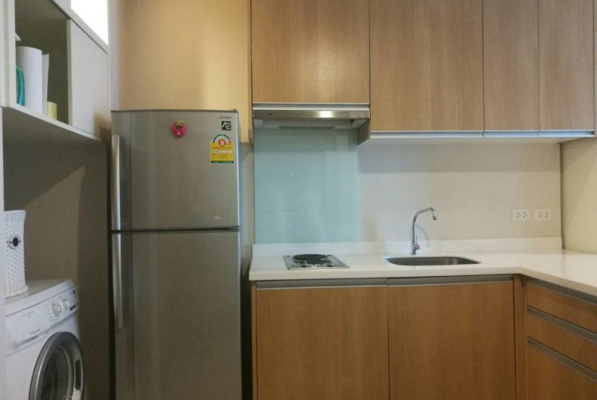 Villa-Asoke-Rent-1-bedroom-low-floor-refridgerator