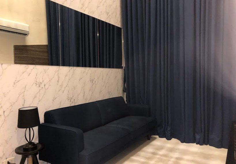 Villa Asoke duplex-Sell-livingroom1