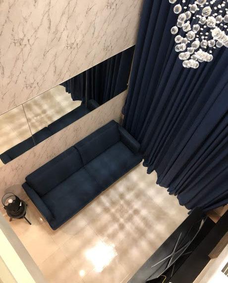 Villa Asoke duplex-Sell-livingroom2