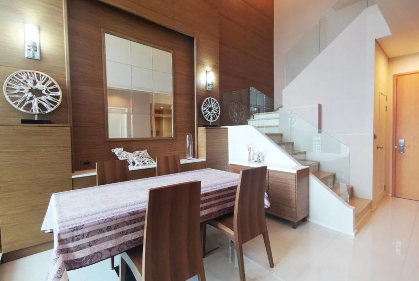 Villa Asoke - for sale - 2b2b - Dinning area