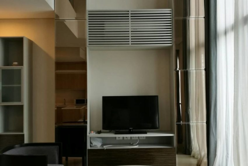 Villa Asoke - rent - 1b2b duples - low floor - decorated
