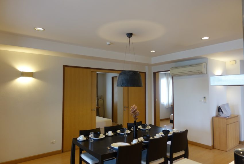 Viscaya Private Residences-2bed-1study-rent-dinning