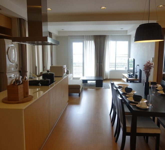 Luxury Flat For Rent on Sukhumvit 39 in Viscaya Private Residences