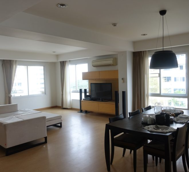 Large Luxury Condo For Rent on Sukhumvit 31 in Viscaya Private Residences