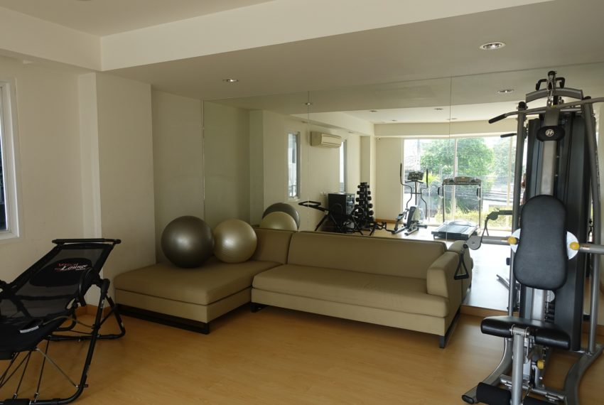 Viscaya Private Residences - fitness