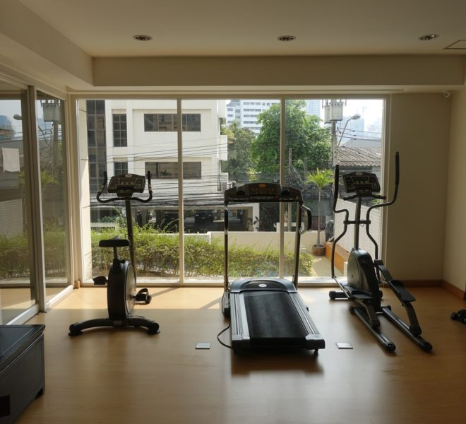 Viscaya Private Residences - gym