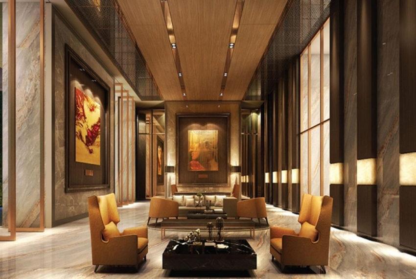 Vittorio 39 condominium in Phrom Phong - meeting room