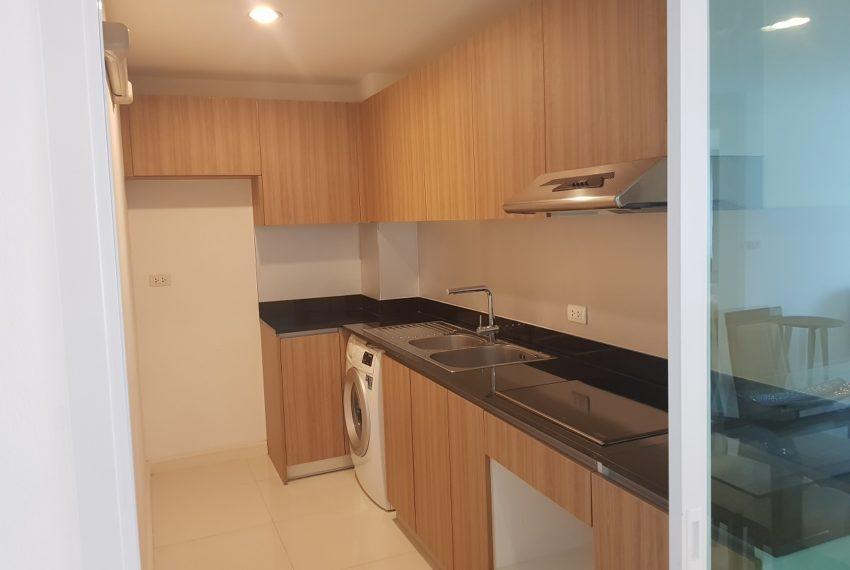 Voque Sukhumvit 31 - 2-bedroom-Sale-separated-kitchen