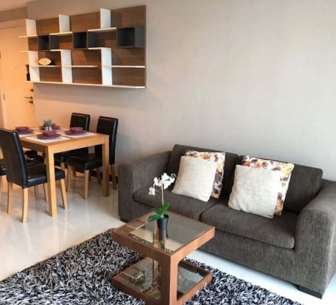 Condo Rent Low-Rise Asoke - 1 Bedroom - Large