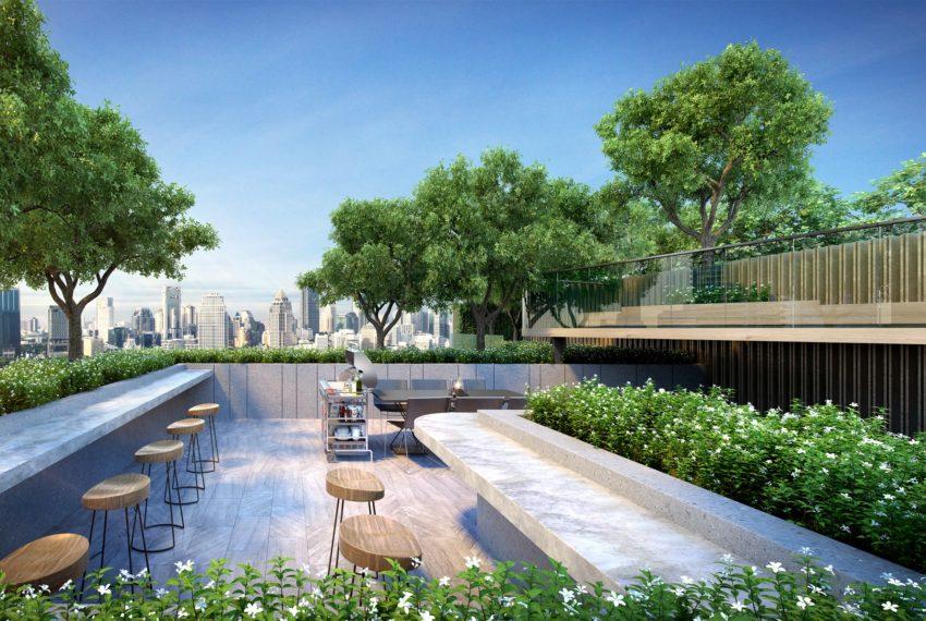 Walden Sukhumvit 39 - terrace