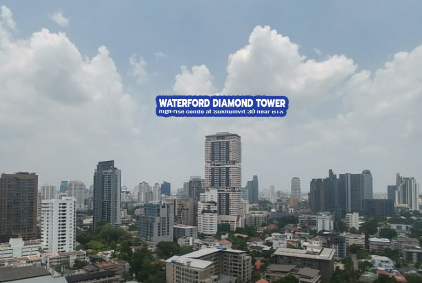 Waterford Diamond Tower 2 - REMAX CondoDee