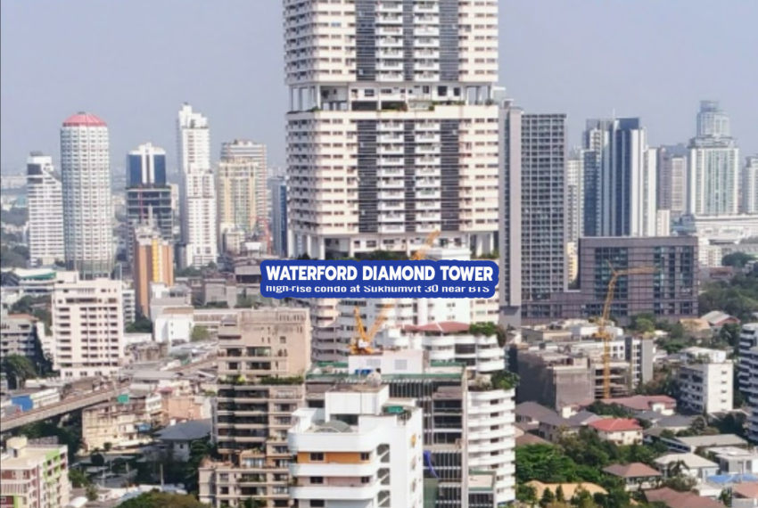 Waterford Diamond Tower - REMAX CondoDee