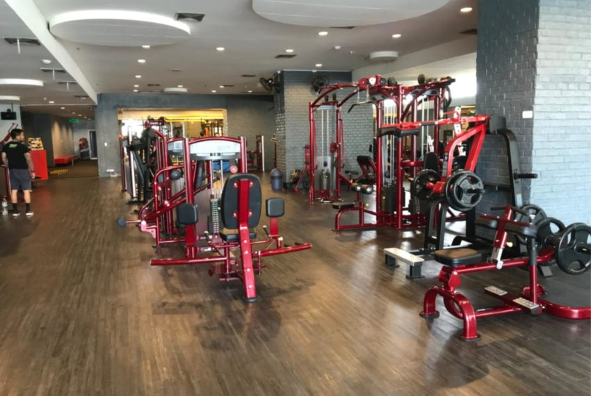 Waterford Diamond Tower - fitness