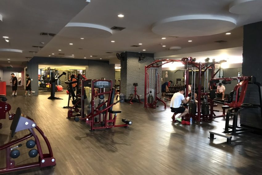 Waterford Diamond Tower - gym