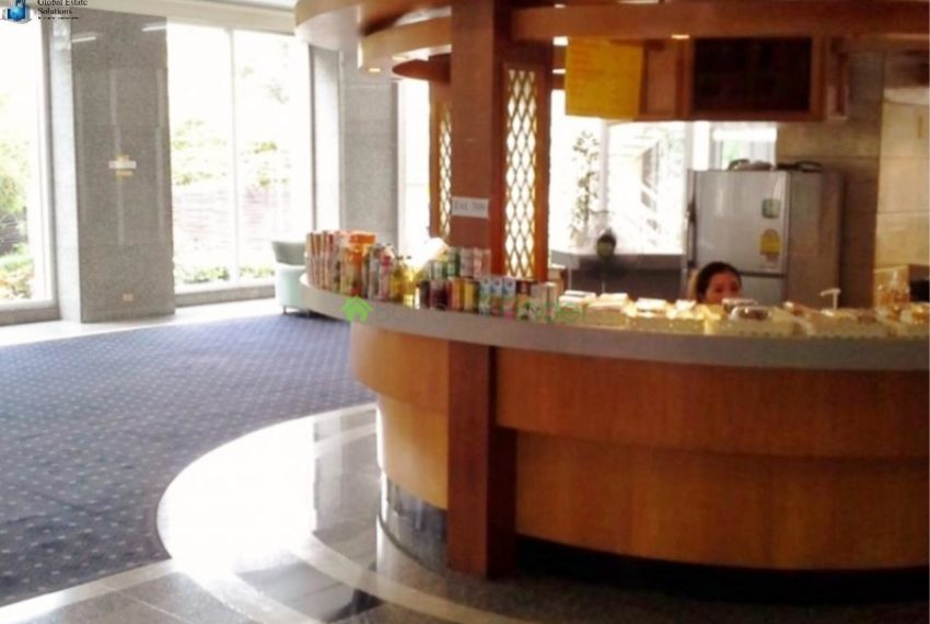 Waterford Diamond Tower - reception