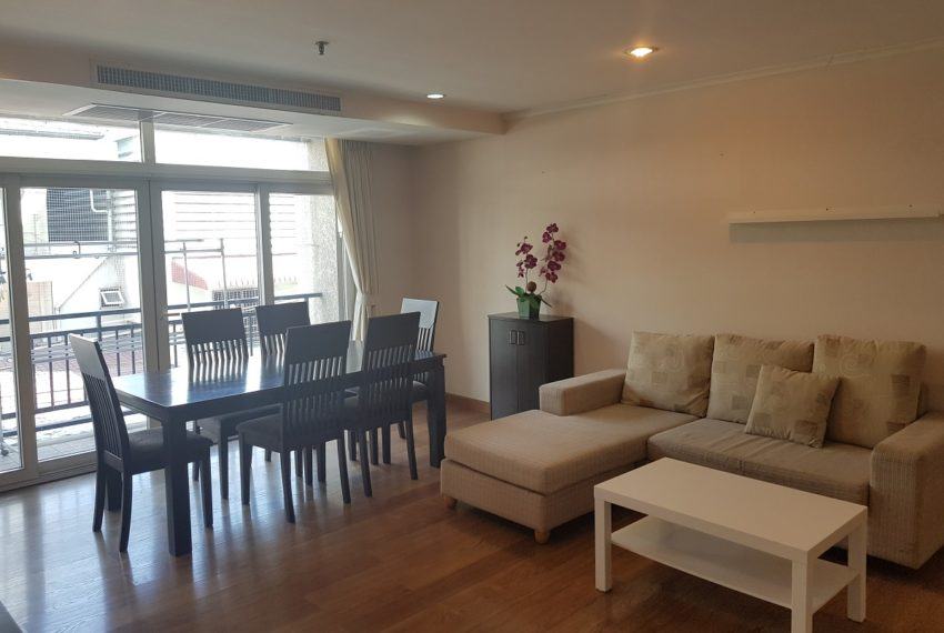 Wattana Suite 3 bedroom sale - living room