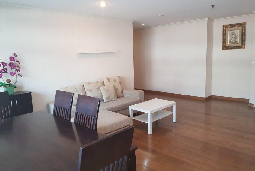 Wattana Suite 3 bedroom sale - wooden floor
