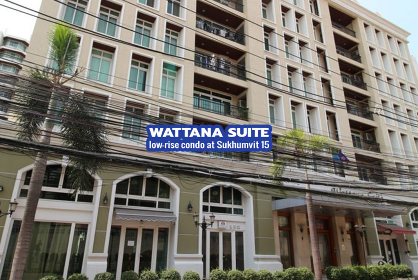 Wattana Suite condo 1 by REMAX CondoDee
