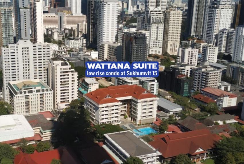 Wattana Suite condo 2 by REMAX CondoDee