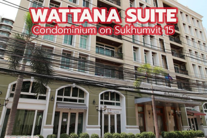 Wattana Suite condo by REMAX CondoDee