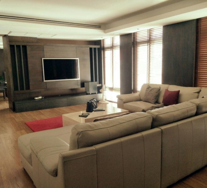 3 bedroom condo for sale in Asoke - large size - Wattana Suite