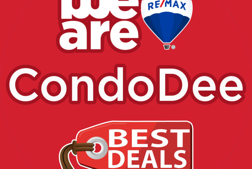 We are REMAX CondoDee