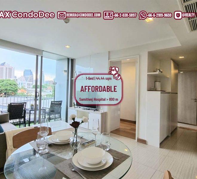 Cheap Apartment Near Samitivej Hospital For Sale - Pet-Friendly - 1-Bedroom - Downtown 49